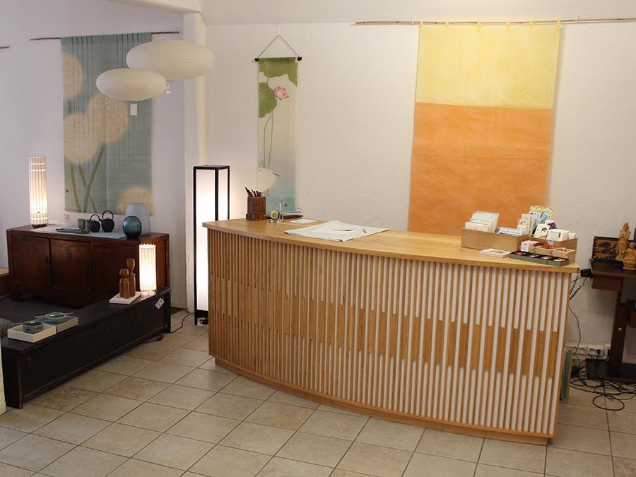 Japanische Möbel shoji elmendorff design handwerk