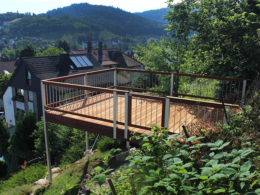 Terassen Bilder terrassen balkone elmendorff design handwerk